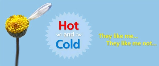 why do guys play hot and cold